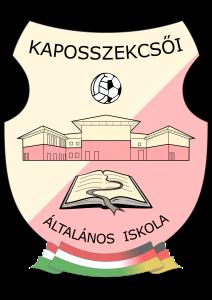 Kaposszekcsői Általános Iskola logo